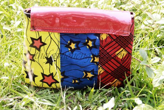 hesey ankara clutch purse 2 small