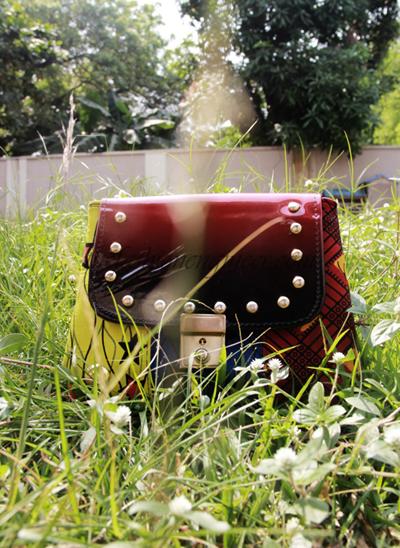 hesey ankara clutch purse 3