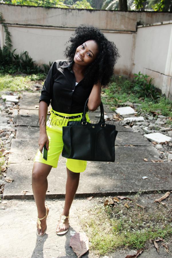 neon shorts1k