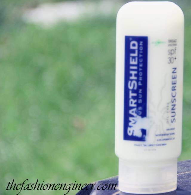 smart shield sunscreen
