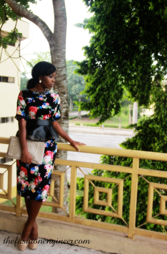 the fashion engineer asos floral print dress (5)