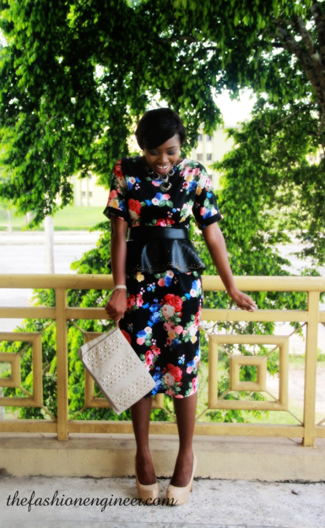 the fashion engineer asos floral print dress (6)