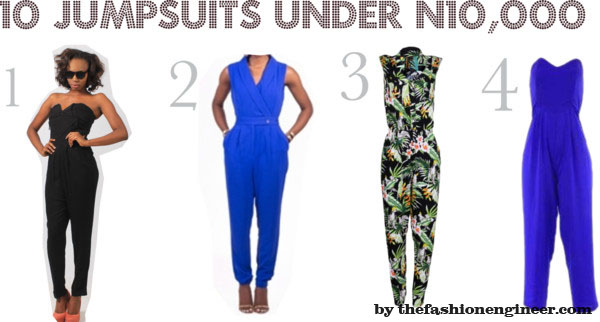 jumpsuits in nigeria